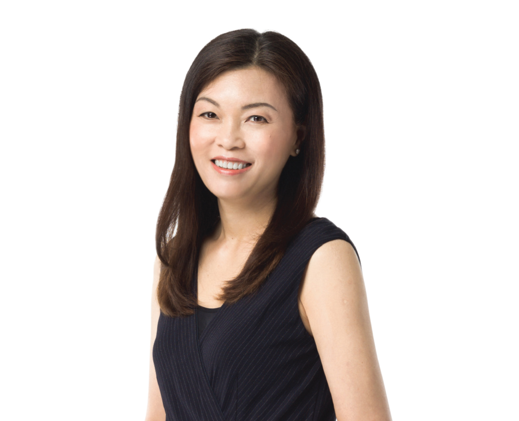 Aileen Tan ( Group Chief Human Resources Officer )