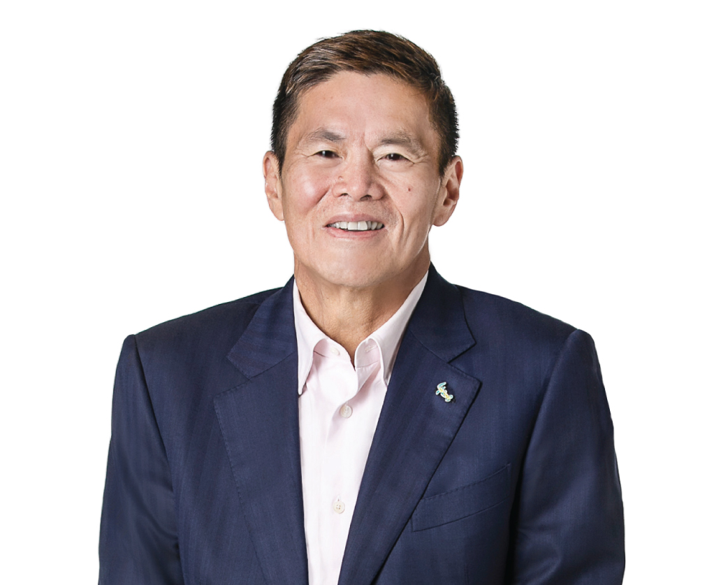 Allen Lew ( CEO Group Strategy and Business Development / Country Chief Officer Thailand )