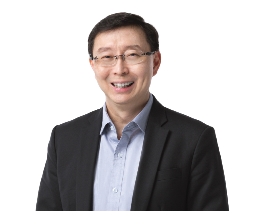 Bill Chang ( Chief Executive Officer, Group Enterprise / Country Chief Officer, Singapore )