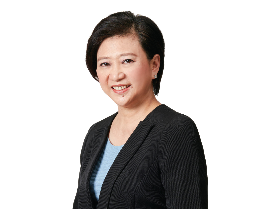 Chua Sock Koong ( Group Chief Executive Officer )
