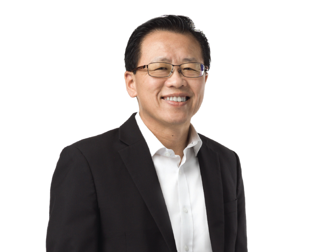 Mark Chong ( Group Chief Technology Officer  )