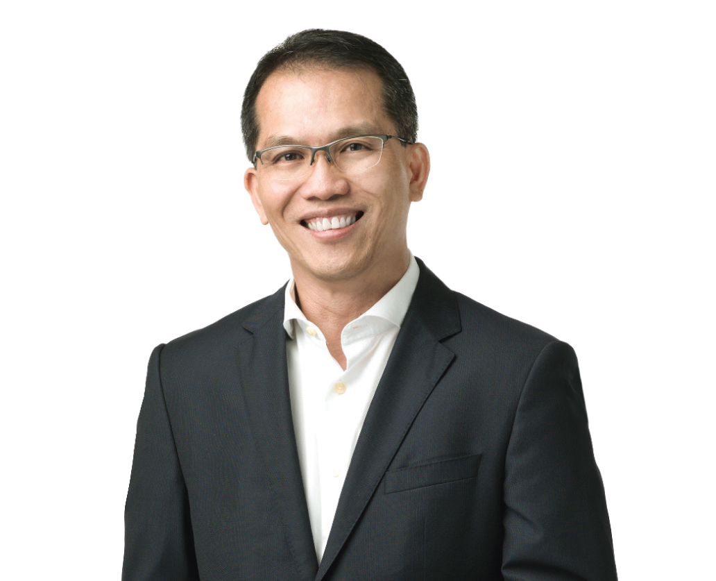 William Woo ( Group Chief Information Officer )