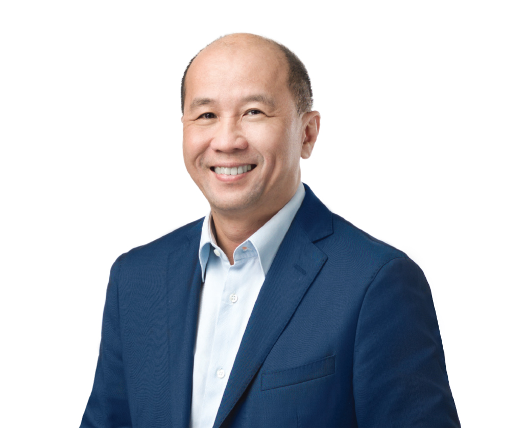Yuen Kuan Moon  ( GCEO-designate / CEO Consumer Singapore / Group Chief Digital Officer )