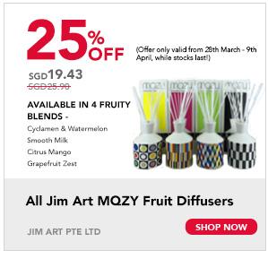All Jim Art MQZY Fruit Diffusers