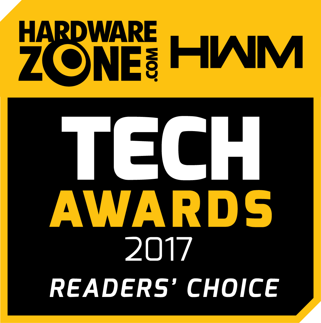 Hardware Zone Tech Awards
