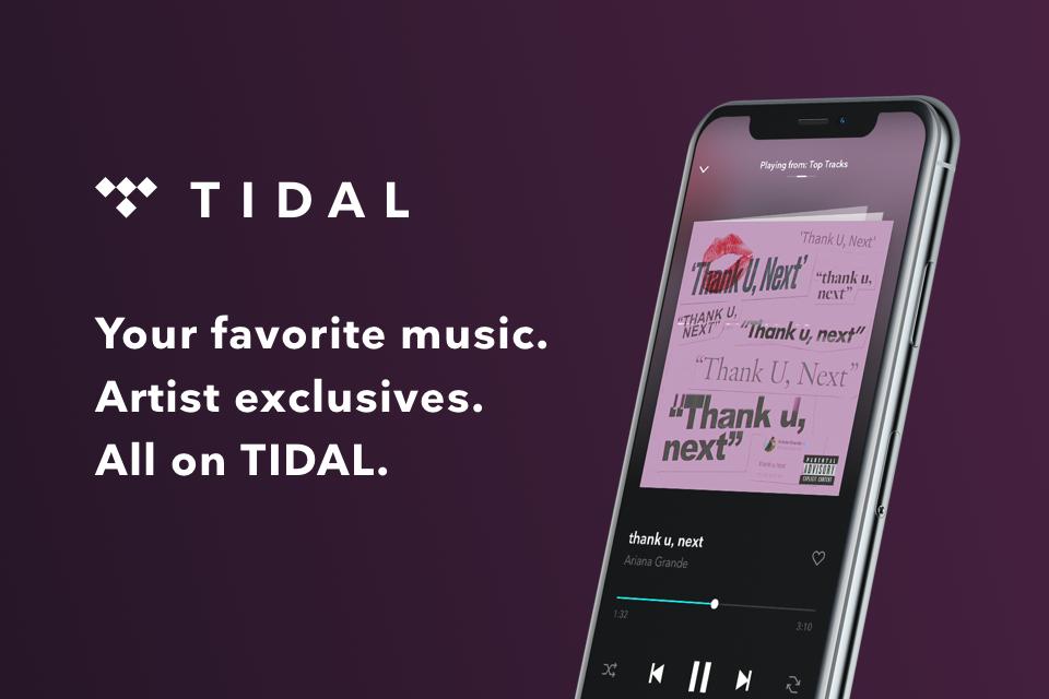 TIDAL Premium / HiFi