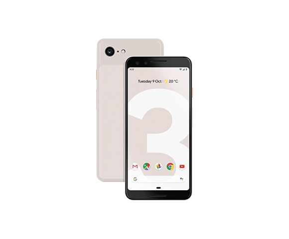 Google Pixel 3 & 3a