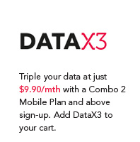 DataX3 - sign up now