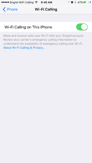 best wifi calling app iphone wifi calling singtel 16716